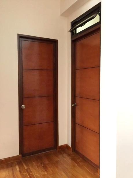 CR and green room door