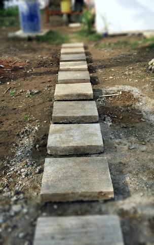 foot blocks